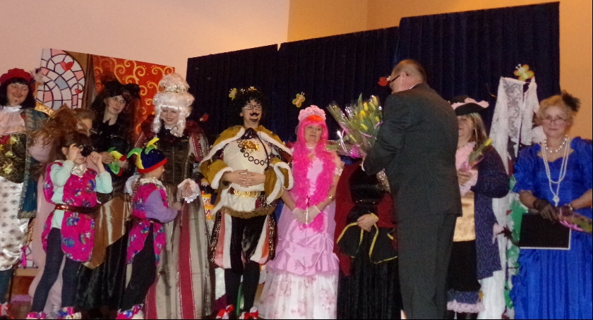 Wydarzenia lokalne, Kobiety świętowały Zbicznie - zdjęcie, fotografia