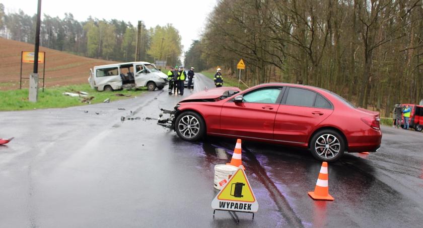 Wypadek piłkarzy Rol.Ko