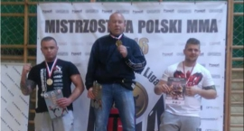 Zawodnik Fight Team MMA Brodnica najlepszy w Polsce
