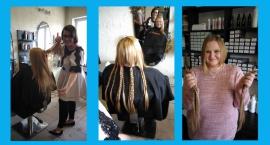 Kolejne 384 cm włosów oddane na peruki dla chorych na raka!